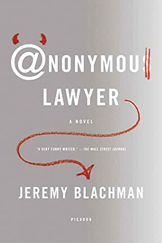 9780312425555: Anonymous Lawyer