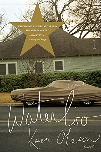 9780312425593: Waterloo: A Novel