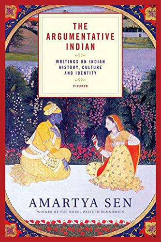 9780312426026: The Argumentative Indian: Writings on Indian History, Culture and Identity