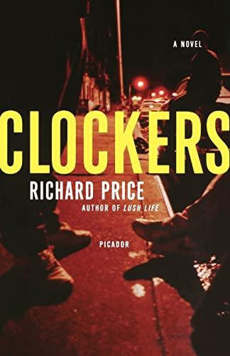 9780312426187: Clockers: A Novel