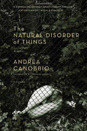 9780312426347: The Natural Disorder of Things: A Novel