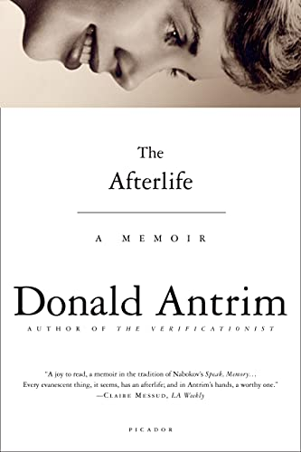 9780312426354: The Afterlife: A Memoir