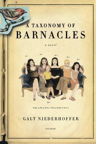 9780312426514: A Taxonomy of Barnacles: A Novel