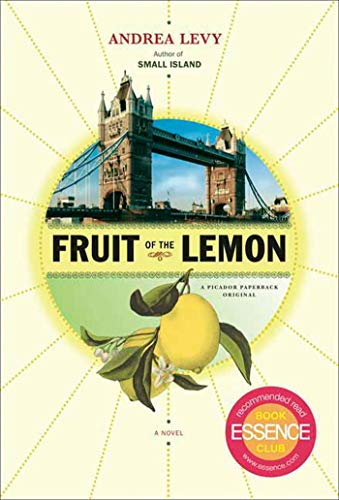 Fruit of the Lemon: A Novel: Levy, Andrea