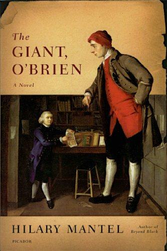 9780312426880: The Giant, O'Brien: A Novel