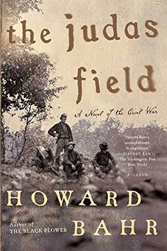 9780312426934: The Judas Field: A Novel of the Civil War