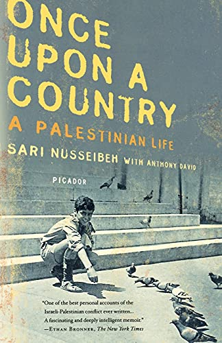 9780312427108: Once Upon a Country: A Palestinian Life