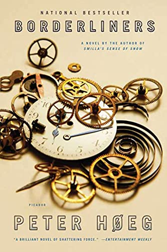 9780312427115: Borderliners: A Novel