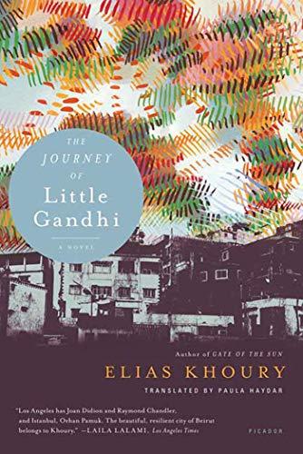 9780312427177: The Journey of Little Gandhi: A Novel