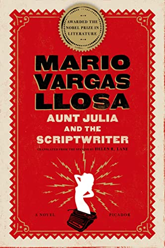 9780312427245: Aunt Julia and the Scriptwriter: A Novel
