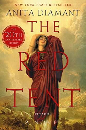 9780312427290: The Red Tent - 20th Anniversary Edition: A Novel