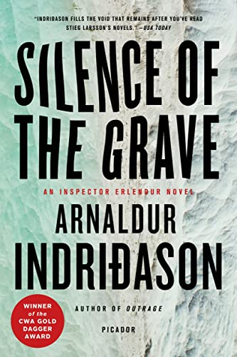 9780312427320: Silence of the Grave: An Inspector Erlendur Novel (Reykjavik Thriller)