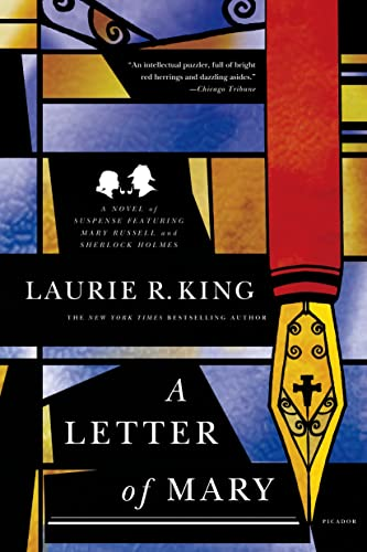 9780312427382: A Letter of Mary (Mary Russell Novels)