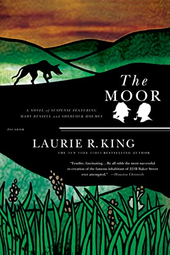 9780312427399: The Moor: A Novel of Suspense Featuring Mary Russell and Sherlock Holmes (A Mary Russell Mystery)