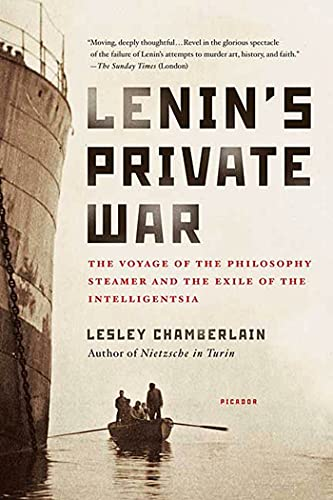 9780312427948: Lenin's Private War: The Voyage of the Philosophy Steamer and the Exile of the Intelligentsia