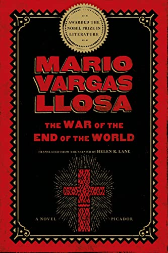 9780312427986: The War of the End of the World: A Novel