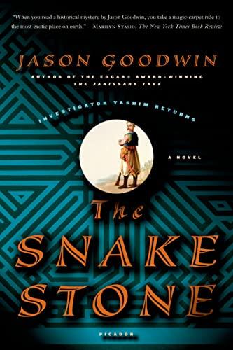 9780312428020: The Snake Stone: A Novel (Investigator Yashim)