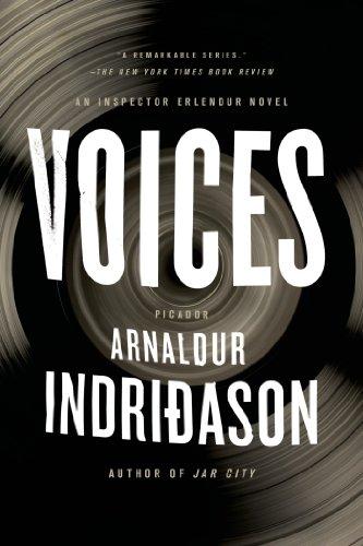 9780312428068: Voices: An Inspector Erlendur Novel (Reykjavík Thriller)