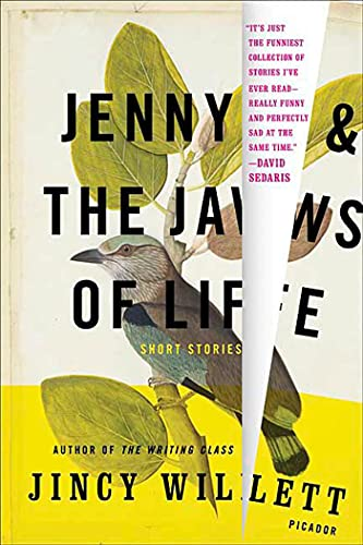 Jenny and the Jaws of Life: Short: Willett, Jincy; Sedaris,