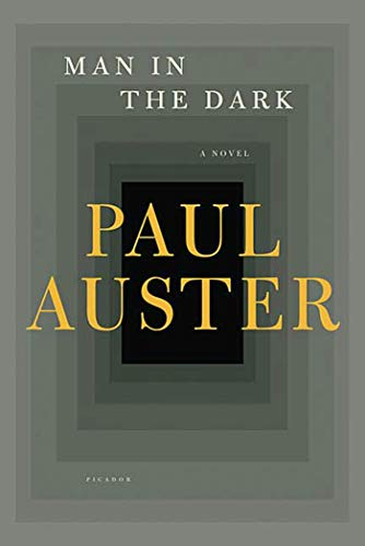 9780312428518: Man in the Dark: A Novel
