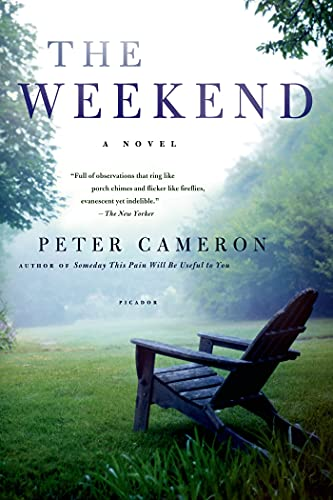 9780312428709: The Weekend: A Novel