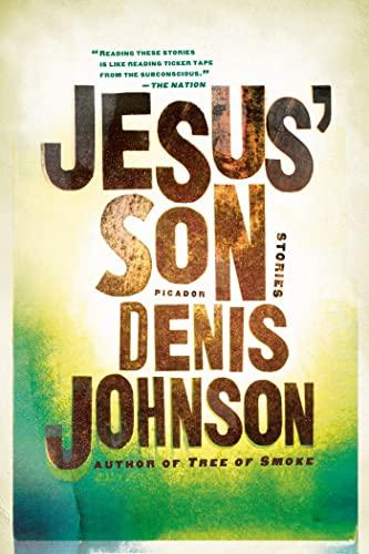 9780312428747: Jesus' Son: Stories