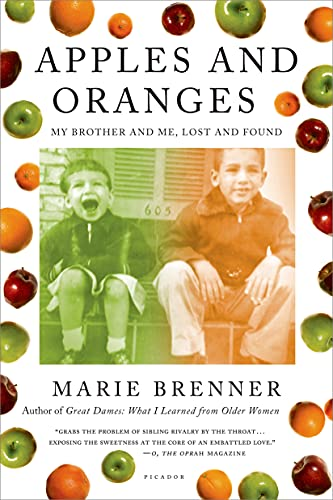9780312428808: Apples and Oranges: My Brother and Me, Lost and Found