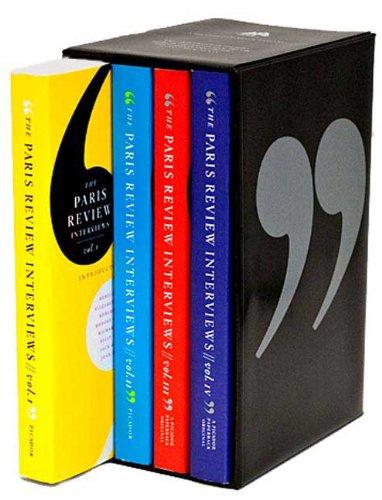 9780312429164: The Paris Review Interviews, Vols. 1-4