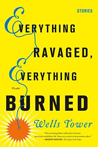 9780312429294: Everything Ravaged, Everything Burned