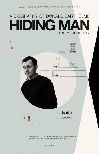 9780312429300: Hiding Man: A Biography of Donald Barthelme