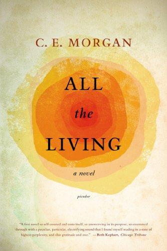 9780312429324: All the Living: A Novel
