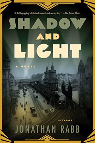 9780312429416: Shadow and Light: A Novel (Detective Inspector Nikolai Hoffner)