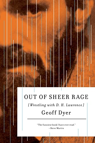 9780312429461: Out of Sheer Rage: Wrestling with D. H. Lawrence