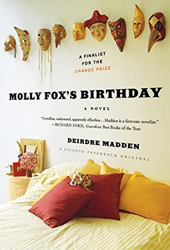 9780312429546: Molly Fox's Birthday: A Novel