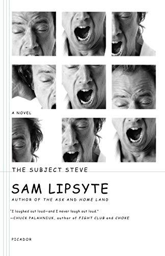 The Subject Steve: A Novel: Sam Lipsyte