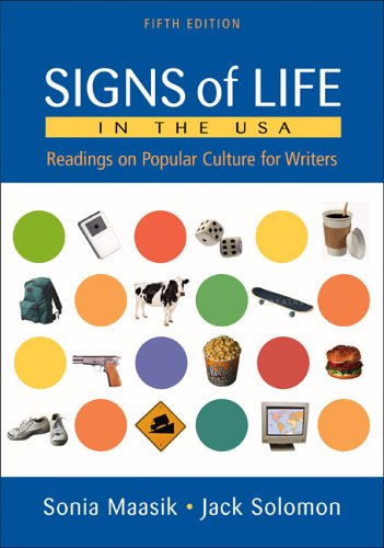 9780312431334: Signs of Life in the USA: Readings on Popular Culture for Writers