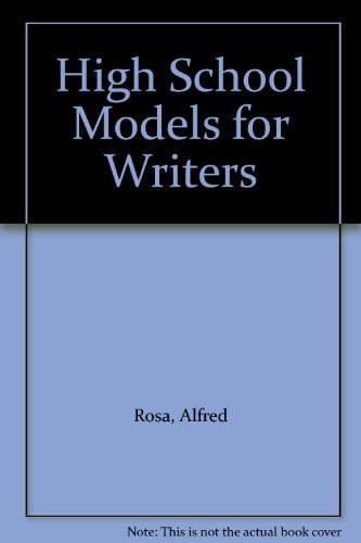 9780312431525: High School Models for Writers