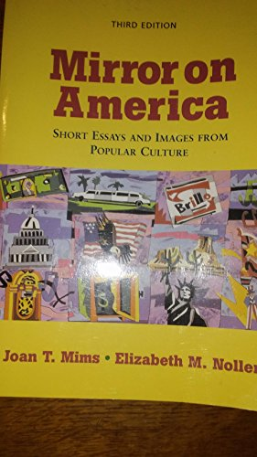 9780312434144: Mirror on America: Short Essays and Images from Popular Culture/Third Edition/Instructor's Edition