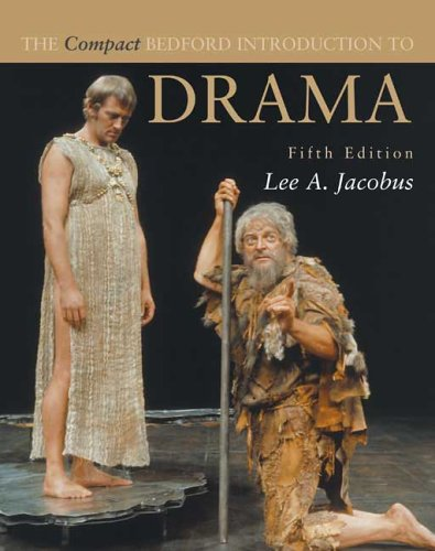 9780312436971: The Compact Bedford Introduction to Drama