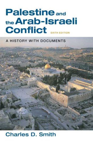 9780312437367: Palestine and the Arab-Israeli Conflict: A History with Documents