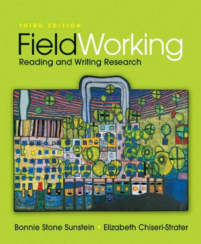 9780312438418: FieldWorking: Reading and Writing Research