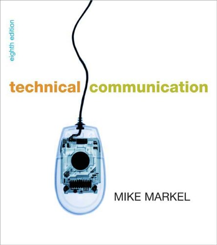 9780312441975: Technical Communication