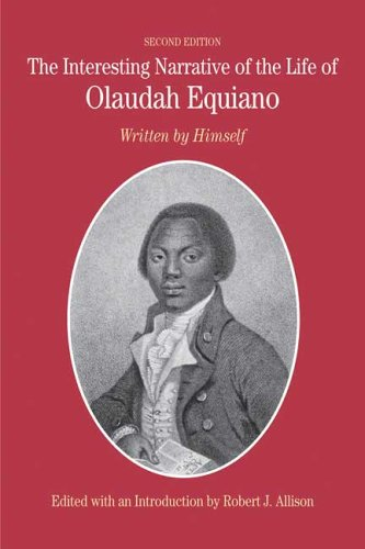 my reaction to the interesting narrative of the life of olaudah equiano an autobiography Autobiography essay about myself  olaudah equiano - 351 words  the interesting narrative of the life of olaudah equiano:.