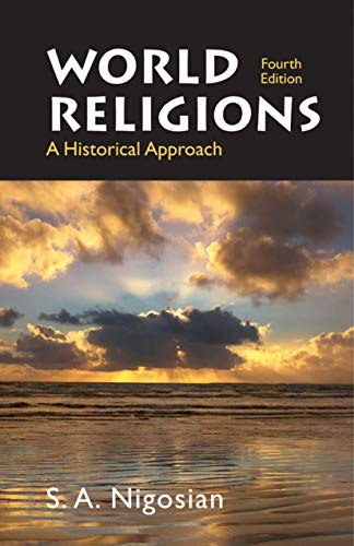 9780312442378: World Religions: A Historical Approach