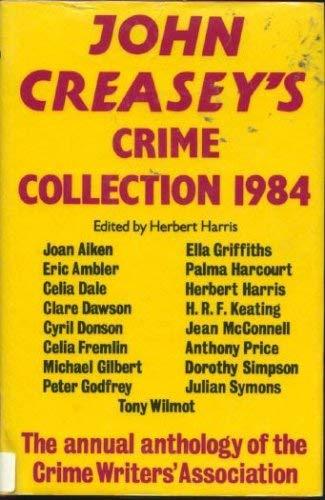 John Creasey's Crime Collection, 1984: Harris, Herbert
