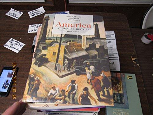 America A Concise History 3e V1 & Cherokee Removal 2e (0312445679) by James A. Henretta; David Brody; Lynn Dumenil; Theda Perdue; Michael D. Green