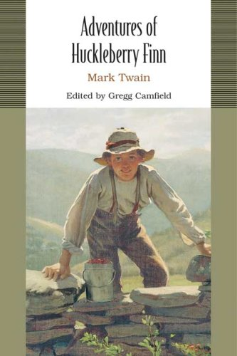 9780312446482: Adventures of Huckleberry Finn (Bedford College Editions)