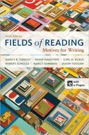 9780312446949: Fields of Reading /Motives for Writing