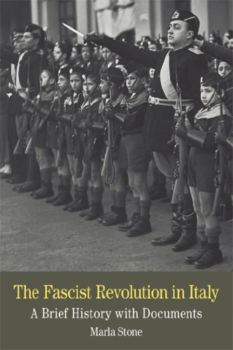 9780312454159: The Fascist Revolution in Italy: A Brief History with Documents (The Bedford Series in History and Cultural)