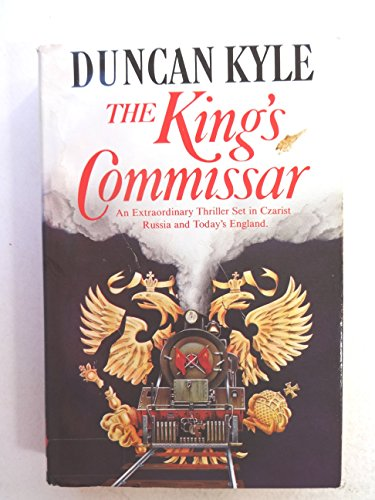 9780312455842: The King's Commissar